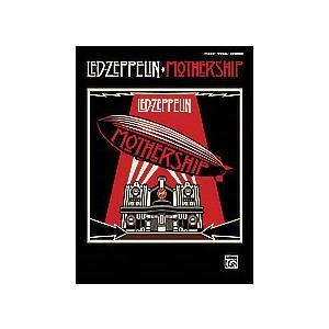 取寄 楽譜 Mothership | レッド・ツェッペリン | Led Zeppelin  曲集|otorakuya