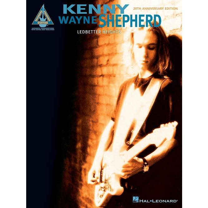 取寄 楽譜 Ledbetter Heights (20th Anniversary Edition)   ケニー・ウェイン・シェパード   Kenny Wayne Shepherd  曲集・Guitar採譜版・タブ譜 otorakuya