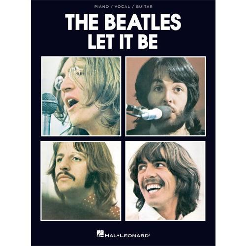 取寄 楽譜 Let It Be | ザ・ビートルズ | The Beatles  曲集|otorakuya