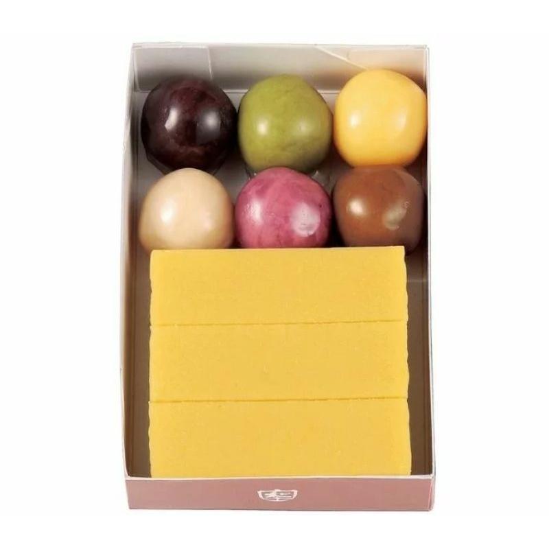 舟和 詰合せ 最安値 9個入り 芋ようかん 3本 あんこ玉 6色 6個 クール便 ランキング総合1位