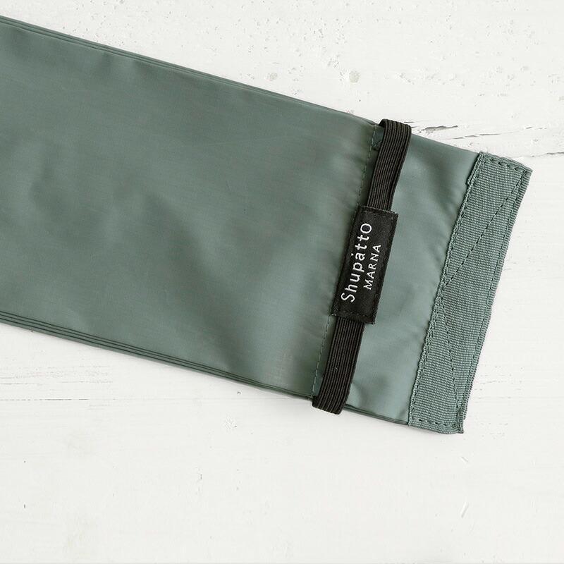 エコバッグ Shupatto シュパット ドロップ Lサイズ L 折りたたみ おしゃれ マチ広 和柄 無地 シンプル コンパクト コンビニサイズ マーナ|otpstore|10