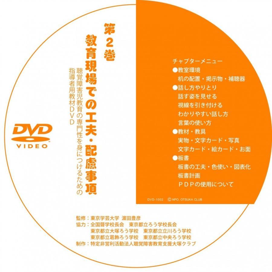第2巻 ショッピング 教育現場での工夫 DVD-R版 スーパーセール期間限定 配慮事項
