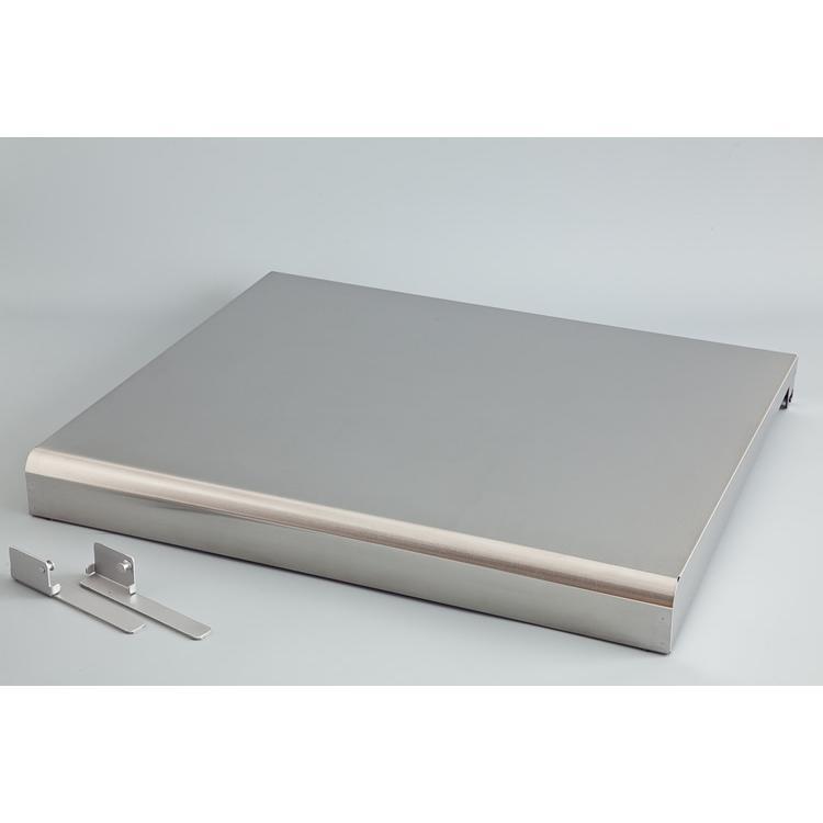 送料込 コンロカバー ステンレス 大注目 75cm用 IK2S-75 システムキッチン用