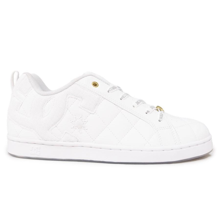 DC SHOE シューズ スニーカー スケート 靴 ALLIANCE SE SN WHT WHT ホワイト 白|our-s|02