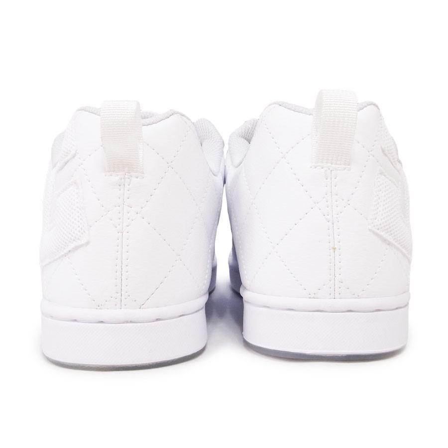DC SHOE シューズ スニーカー スケート 靴 ALLIANCE SE SN WHT WHT ホワイト 白|our-s|04