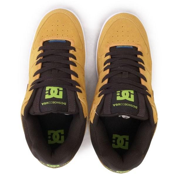 DC SHOE シューズ スニーカー スケート 靴 MANTECA BROWN ブラウン 茶色|our-s|03