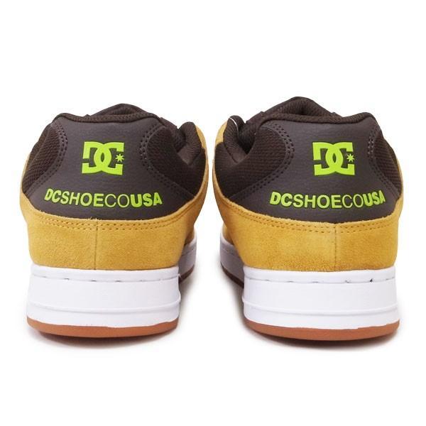 DC SHOE シューズ スニーカー スケート 靴 MANTECA BROWN ブラウン 茶色|our-s|04