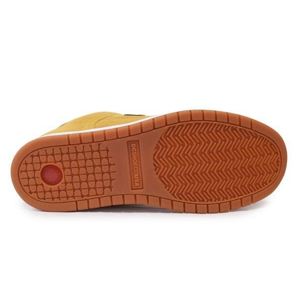 DC SHOE シューズ スニーカー スケート 靴 MANTECA BROWN ブラウン 茶色|our-s|05