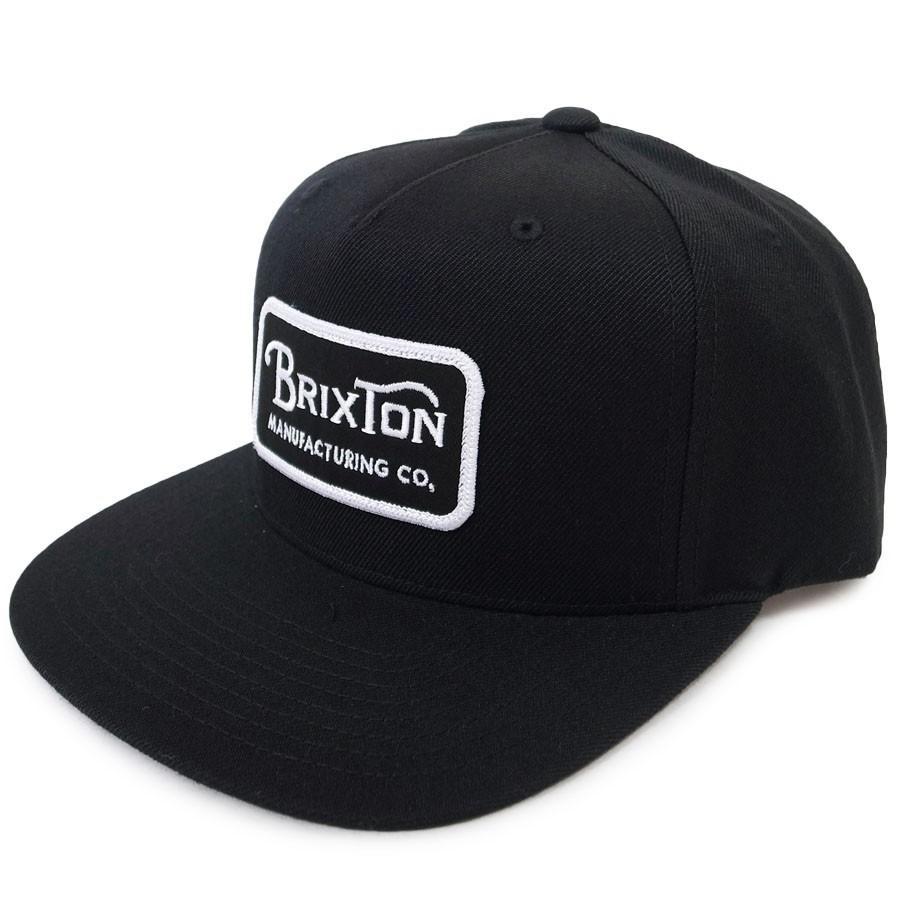 BRIXTON ブリクストン キャップ 帽子 GRADE SNAPBACK 2色|our-s|02