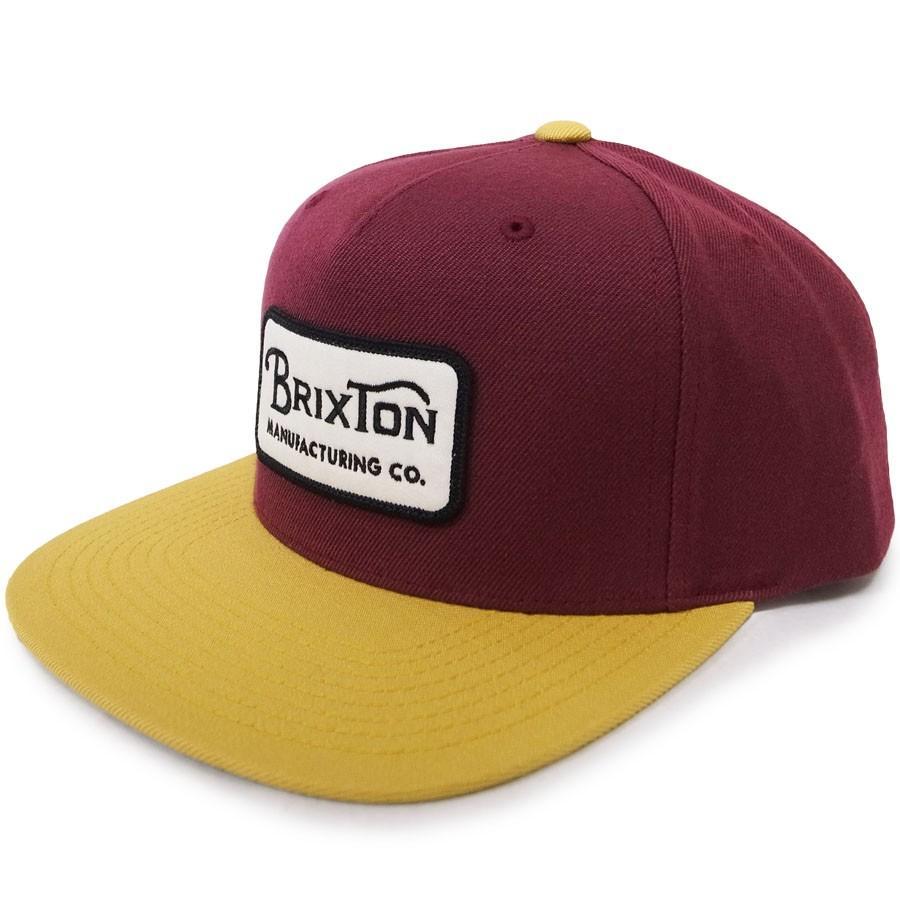 BRIXTON ブリクストン キャップ 帽子 GRADE SNAPBACK 2色|our-s|03