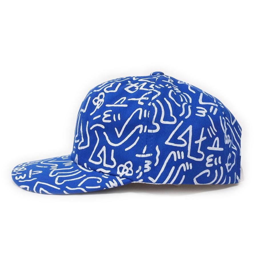 BRIXTON ブリクストン キャップ 帽子 B-SHIED III SNBK ブルー 青 コラボレーション|our-s|02