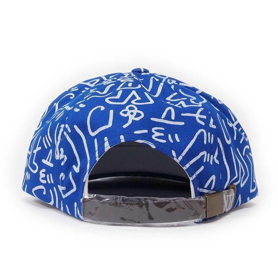 BRIXTON ブリクストン キャップ 帽子 B-SHIED III SNBK ブルー 青 コラボレーション|our-s|03