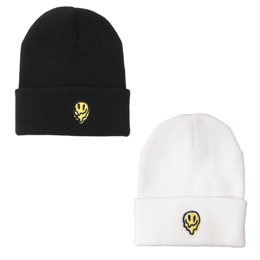 BRIXTON ブリクストン ニット ビーニー 帽子 MELTER WATCH CAP BEANIE 2色 ブラック 黒 ホワイト 白|our-s