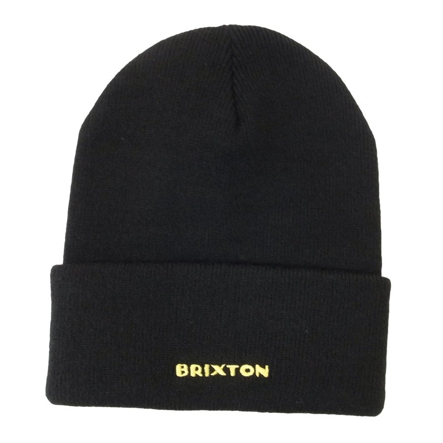 BRIXTON ブリクストン ニット ビーニー 帽子 MELTER WATCH CAP BEANIE 2色 ブラック 黒 ホワイト 白|our-s|04