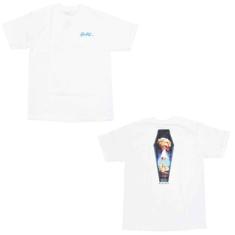 PRIMITIVE プリミティブ DOOMED TEE 3色 半袖Tシャツ カットソー 黒 ブラック ホワイト 白 バーガンディ our-s 02