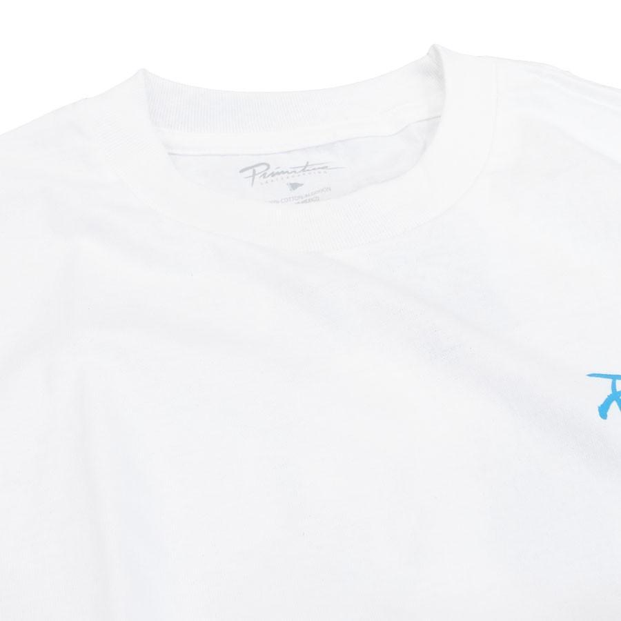 PRIMITIVE プリミティブ DOOMED TEE 3色 半袖Tシャツ カットソー 黒 ブラック ホワイト 白 バーガンディ our-s 05