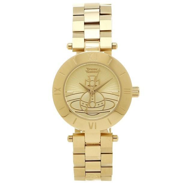 人気ブラドン 【並行輸入品】 Vivienne Westwood ヴィヴィアンウエストウッド 腕時計 ヴィヴィアン VV092CPGD  ヴィヴィアン ビビアン 腕時計 VV092CPGD  レディース, サダミツチョウ:f2e4ab45 --- airmodconsu.dominiotemporario.com