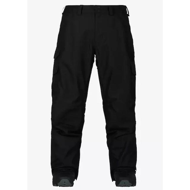 【在庫処分50%OFF!!】Burton バートン 2017-2018 M's Cargo Pant - Relaxed Fit/カーゴパンツ/True 黒/US規格モデル