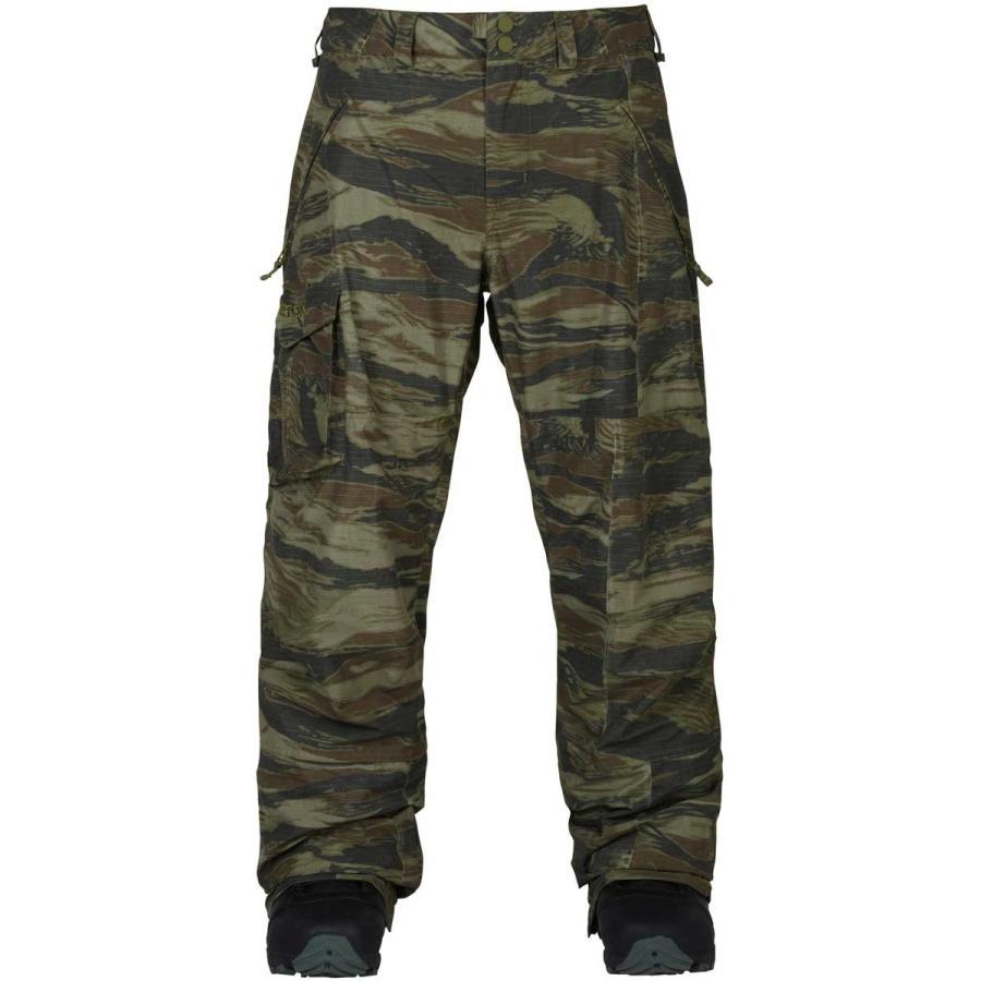 Burton バートン 2017-2018 M's Covert Pant/コベルト パンツ/Olive 緑 Worn Tiger/13139103
