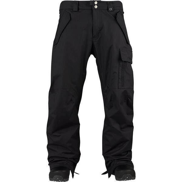 BURTON バートン 2016 M's Covert Insulated Snowboard Pant-SIG/メンズ/コべルトインシュレーテッドパンツ/スノボーウエア Men's/True 黒/K