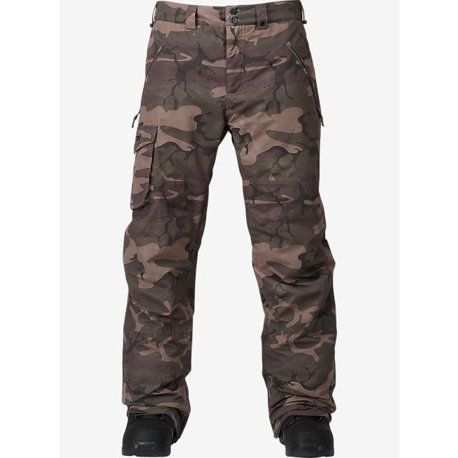 Burton バートン M's Covert Insulated Snowboard Pant-SIG/メンズ/コべルトインシュレーテッドパンツ/スノボーウエア/Bkamo/13139102/K