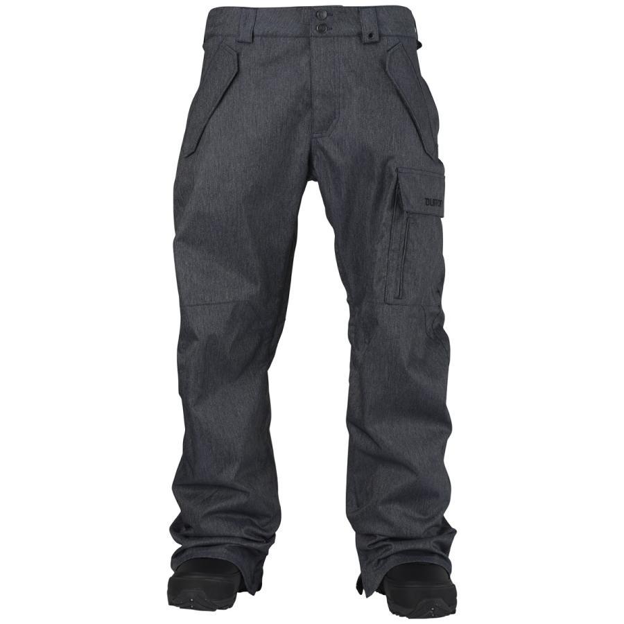 BURTON バートン 2016 M's Covert Insulated Snowboard Pant-SIG/メンズ/コべルトインシュレーテッドパンツ/スノボーウエア Men's/Denim/K