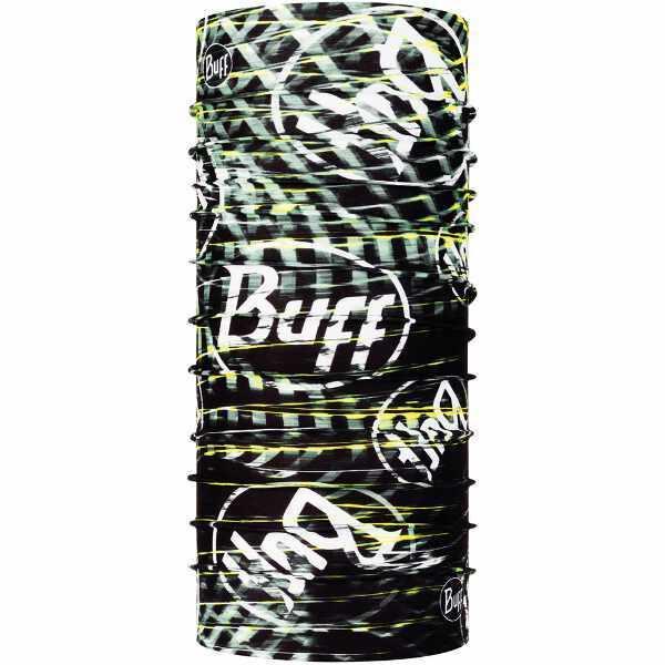 BUFF ネックウォーマー COOLNET UVプラス ULNAR BLACK [サイズ:22.7×53cm] #386588