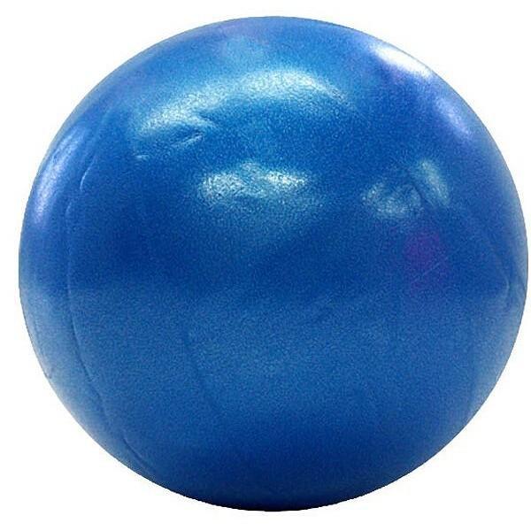 ソフトジムボール [カラー:ブルー] [サイズ:約径26cm] #STT-187