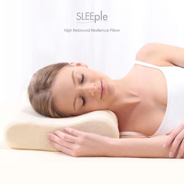 枕 まくら 高反発まくら 高反発枕 肩 首 SLEEple スリープル  送料無料|outlet-f