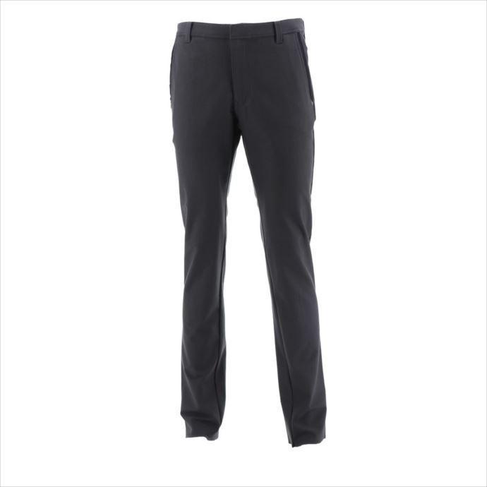《送料無料》360°裏起毛パンツ Munsingwear (マンシングウェア) メンズ パンツ ブラック MGMMJD17 1908 ゴルフ
