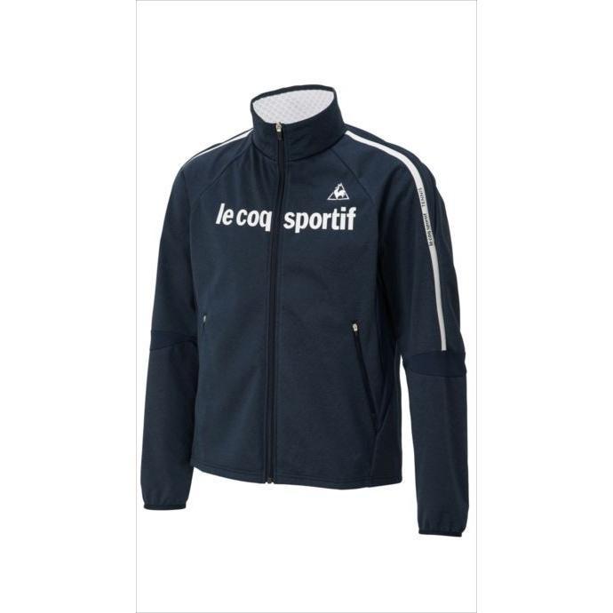 《送料無料》le coq sportif (ルコック スポルティフ) NEXTEP ボンディングジャケット NVY QTMMJF21 1810 メンズ