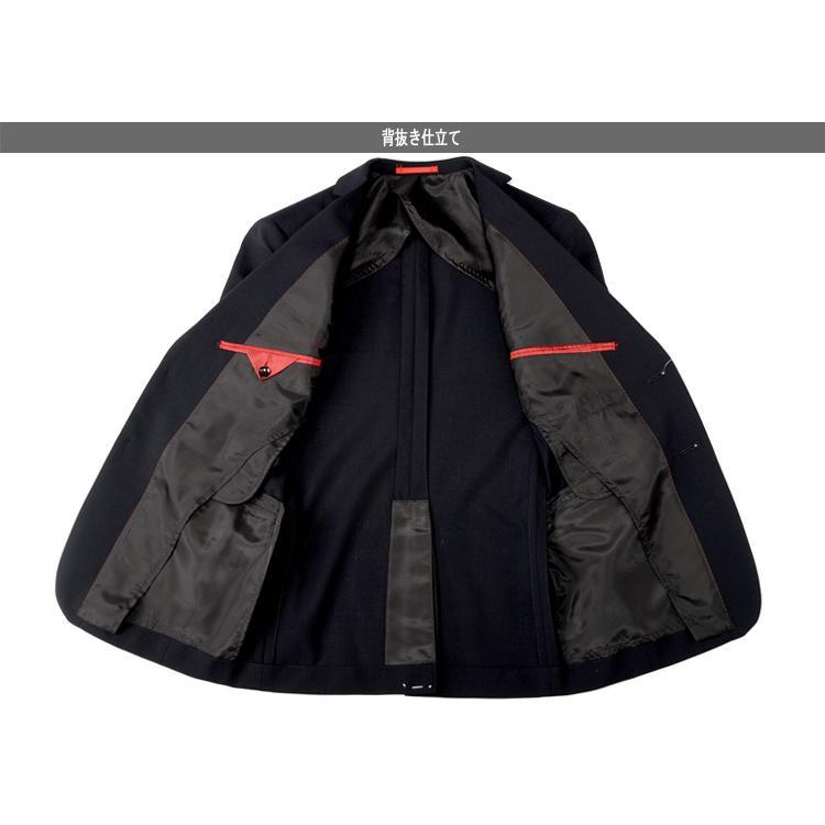 スーツ 2パンツスーツ 春夏メンズスーツ WOOL混生地 ご家庭で洗濯可能 サマースーツ スリムモデル 2ツボタンスーツ ビジネススーツ outlet-suit 06