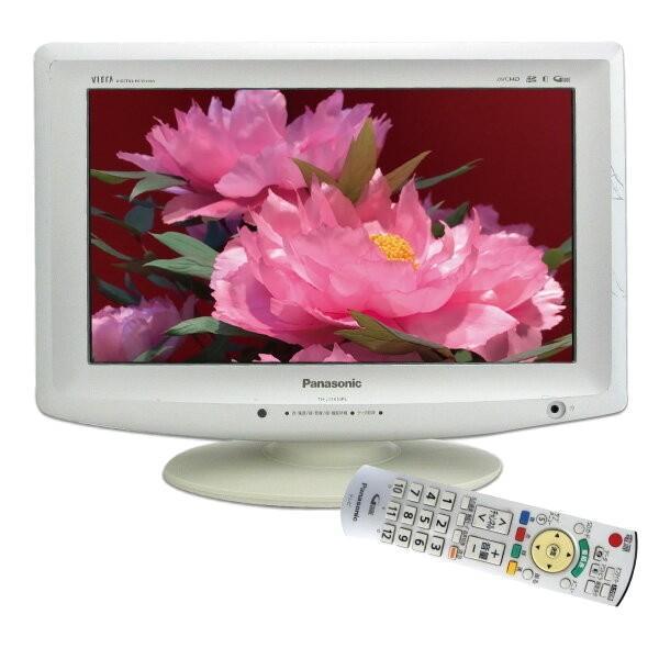 Panasonic パナソニック17型液晶テレビTH-L17X10PS(L17X1PS)(L17X1-S)中古j1705 tv-074|outletconveni|02