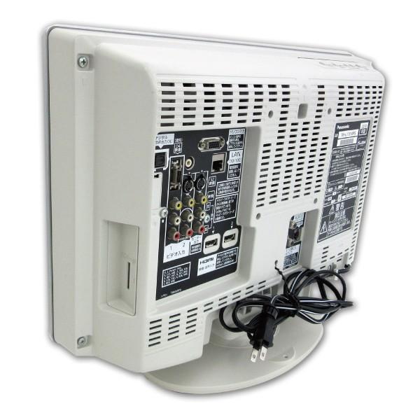 Panasonic パナソニック17型液晶テレビTH-L17X10PS(L17X1PS)(L17X1-S)中古j1705 tv-074|outletconveni|05