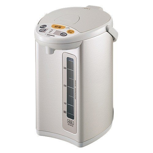 新品 在庫あり NEW 象印 マイコン沸とう電動ポット 年中無休 グレー CD-WY40-HA 4.0L