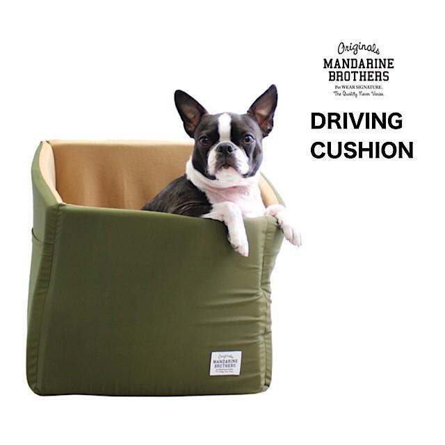 全商品オープニング価格 マンダリンブラザーズ ドライビングクッション MANDARINE BROTHERS 記念日 ビーズクッション DRIVING ドライブ用 CUSHION