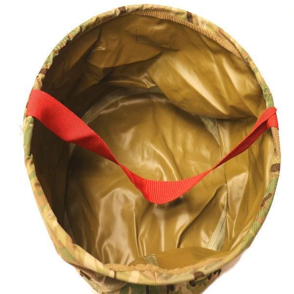 オレゴニアンキャンパー キャンプバケット (マルチカモ) 使い方いろいろ!キャンプで活躍する|outtail|03