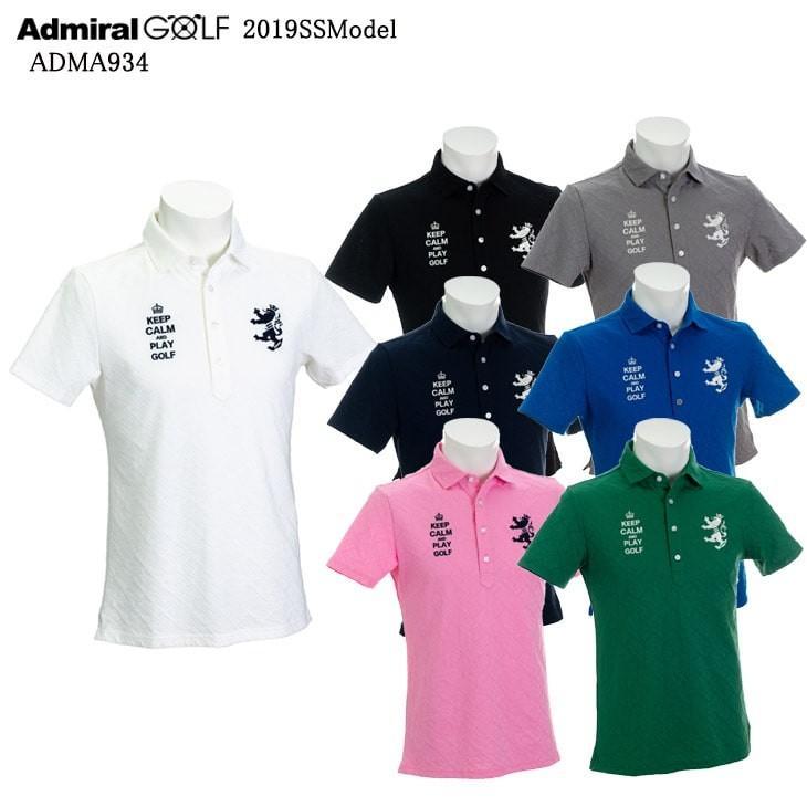 2019春夏/ADMIRAL/アドミラル/ADMA934/UJリンクスBDシャツ/CHECKERSチェッカーズ/メンズ