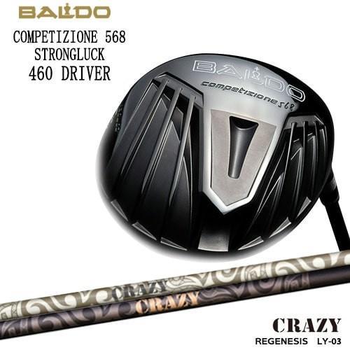 BALDO/バルド/COMPETIZIONE_568/STRONGLUCK_460_DRIVER/Longest_Yard-03/ロンゲストヤード/CRAZY/クレイジー/OVDカスタムクラブ/代引NG