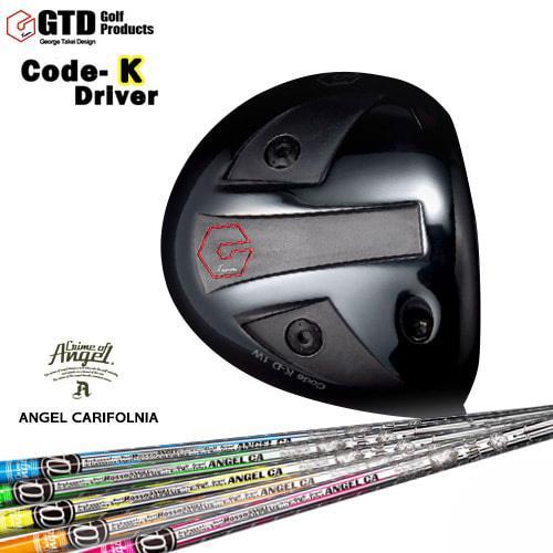 新品 GTD_CODE-Kドライバー/George_Takei_Design/ANGEL_California/エンジェルカリフォルニア/CRIME_OF_ANGEL/OVDカスタムクラブ/NG, ニイハマシ:1cffe1f1 --- airmodconsu.dominiotemporario.com