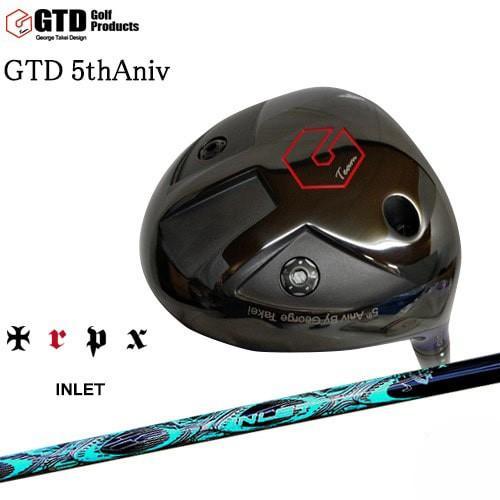 【超歓迎】 GTD_The_5th_Aniv_Model/5周年/INLET/インレット/TRPX/トリプルエックス/George_Takei_Design/OVDカスタム/NG, 高石市:b8a98e99 --- airmodconsu.dominiotemporario.com