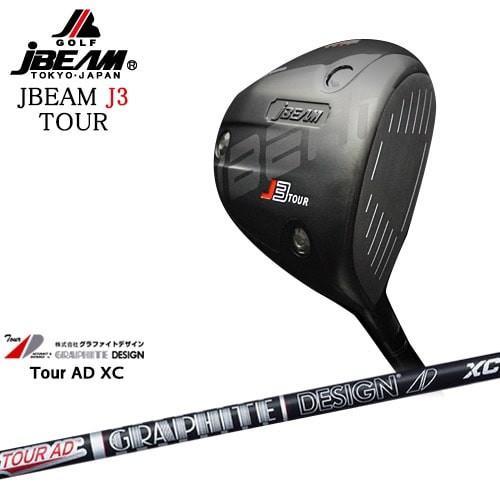 JBEAM/J3_TOUR_DRIVER/ジェイ3ツアー/Tour_AD_XC/ツアーAD_XC/グラファイトデザイン/OVDカスタムクラブ/代引NG