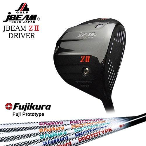 JBEAM_ZII_DRIVER/ジェイビーム/Fujikura_PROTOTYPE/プロトタイプ/フジクラ/OVDカスタムクラブ