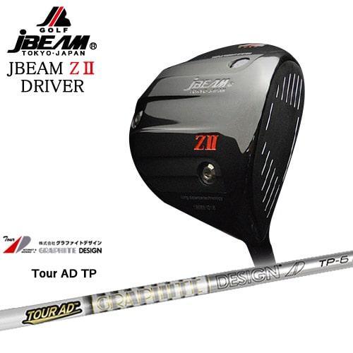JBEAM_ZII_DRIVER/ジェイビーム/TourAD_TP/ツアーAD_TP/グラファイトデザイン/OVDカスタムクラブ