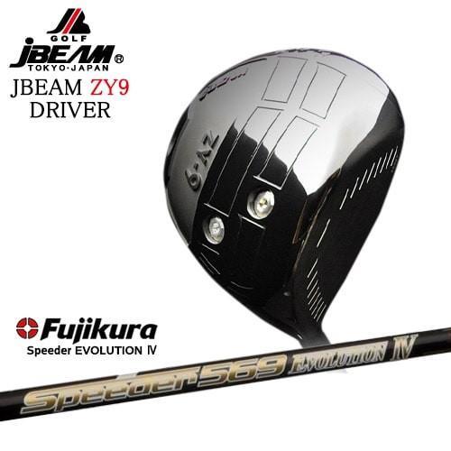 JBEAM_ZY-9_DRIVER/ジェイビーム/2019モデル/Speeder_EVOLUTION_4/スピーダー_エボリューション_4/フジクラ/OVDカスタムクラブ