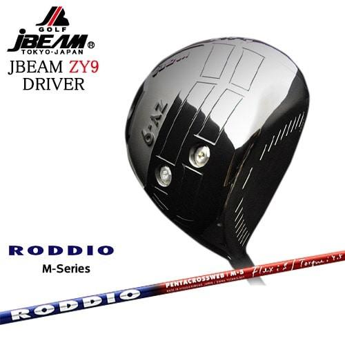 JBEAM_ZY-9_DRIVER/ジェイビーム/2019モデル/M_Series/M_シリーズ/RODDIO/ロッディオ/OVDカスタムクラブ