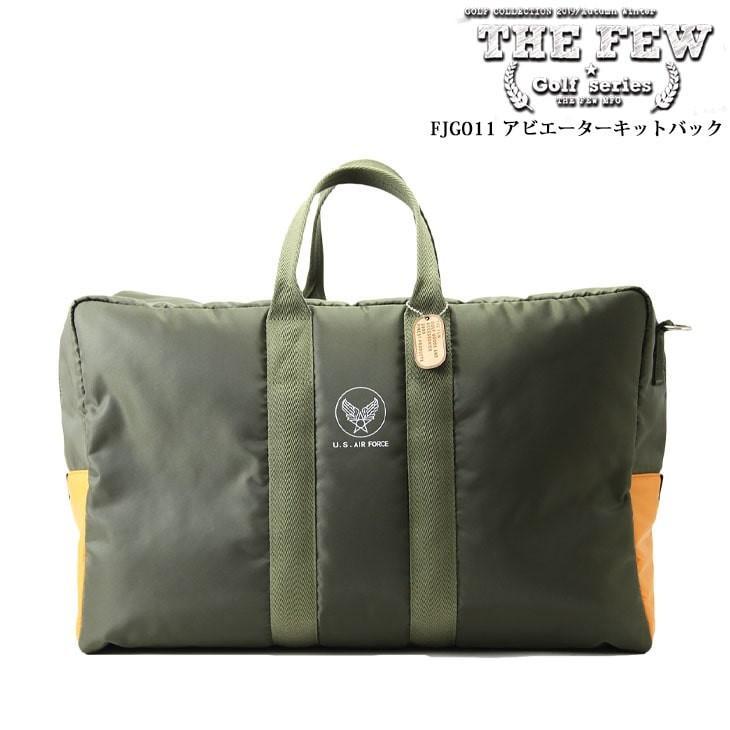 THE_FEW/ザ・フュー/FJG011/アビエーターキットバック/豊岡かばん