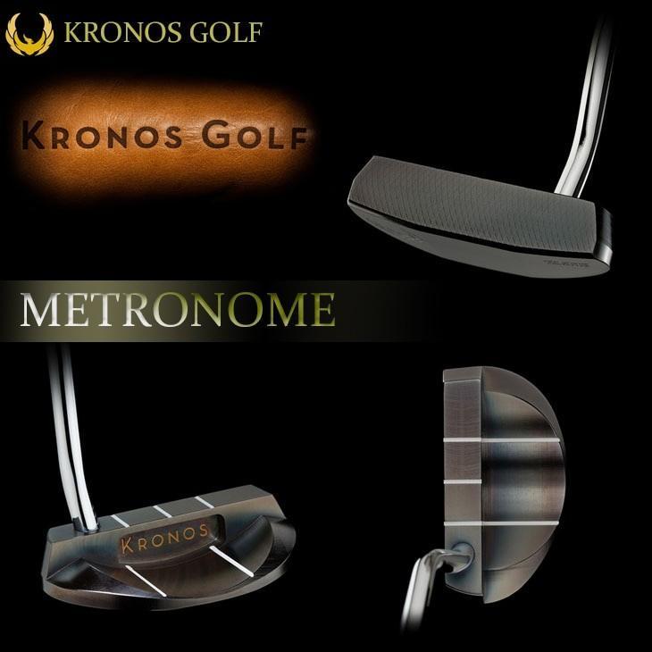 【KRONOS_GOLF/クロノスゴルフ】【METRONOME/メトロノーム】【33インチ/34インチ】【日本正規品】