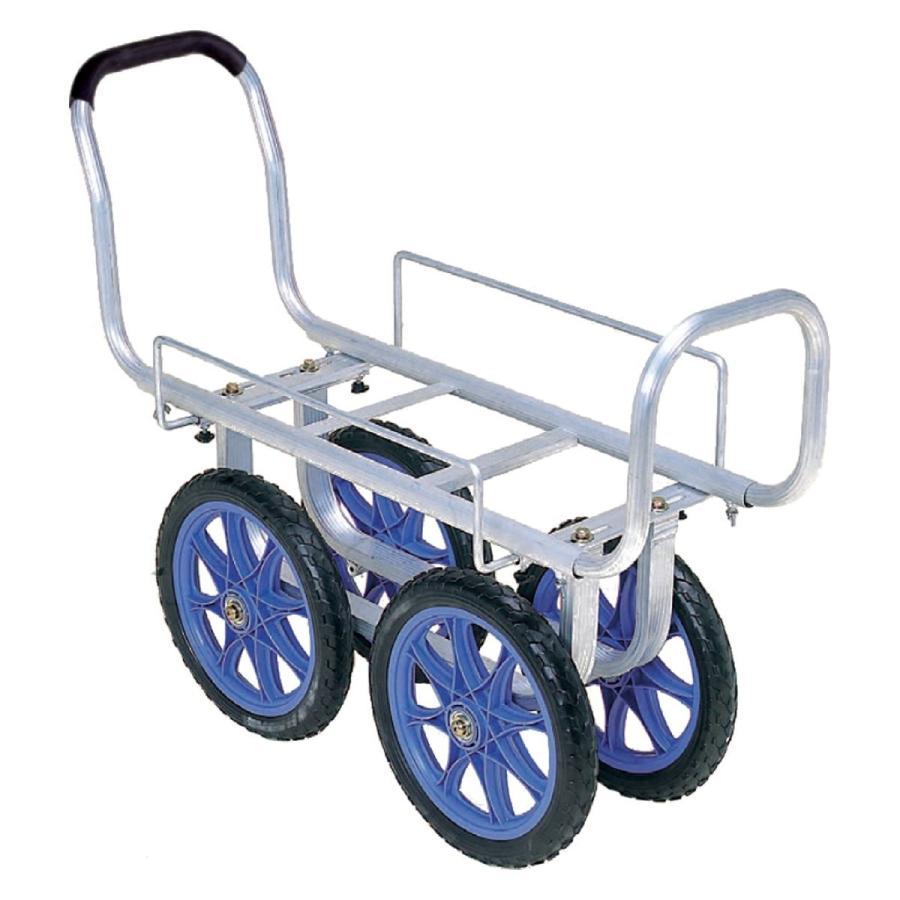ハラックス 愛菜号 アルミ製 ハウスカー(タイヤ幅調整タイプ) CH-1400