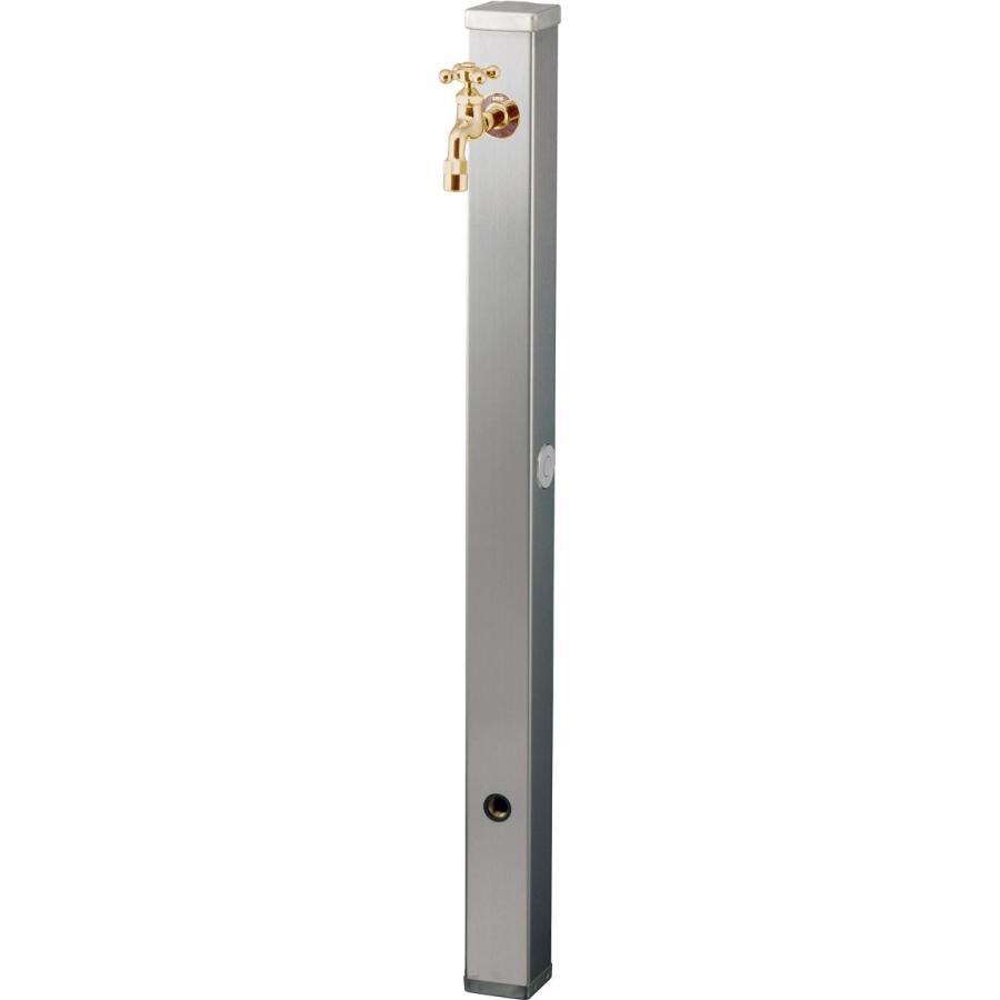ユニソン(UNISON) スプレスタンド70 ステンレスシルバー 蛇口1個セット ゴールド